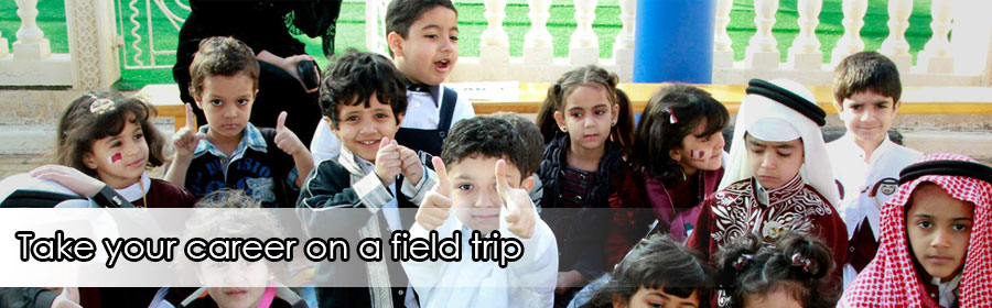 Be a Primary Education Teaching Star in Qatar!
